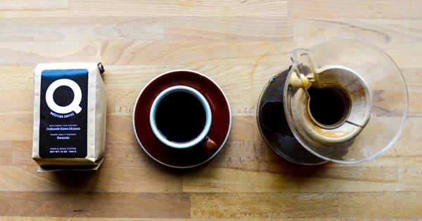 Question Coffee Chemex